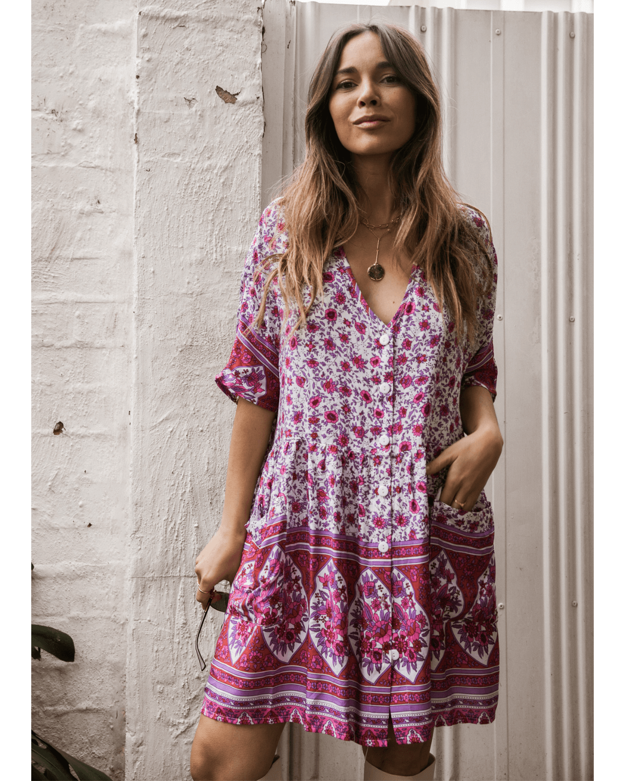 Sara Tunic Dress