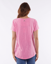 Elm Starry Eyed Tee - Pink