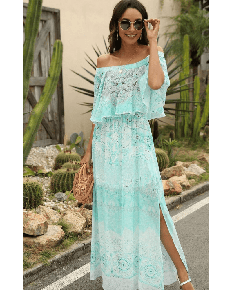Mirella Off The Shoulder Dress