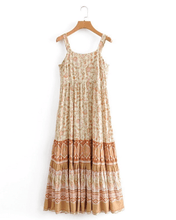 Gabby Sun Dress - Pale Lime