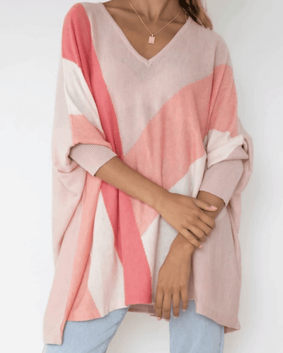 Berlin Knit Top - Peachy