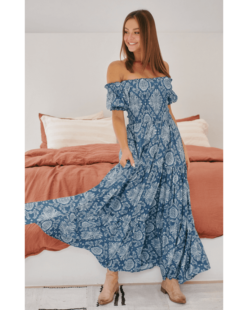 JAASE Claudette Maxi Dress - Lost Lake