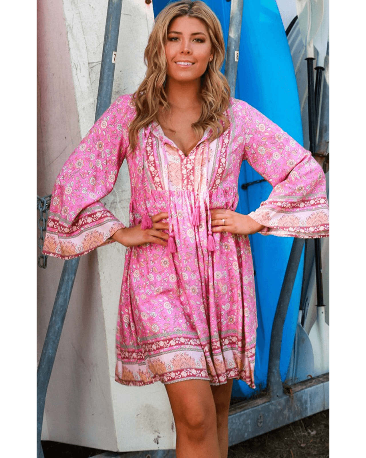 Fiona Tunic Dress