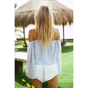 ARIA SHORTS WHITE
