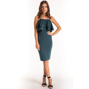 Darby Dress - Teal