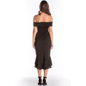 Dakota Dress - Black