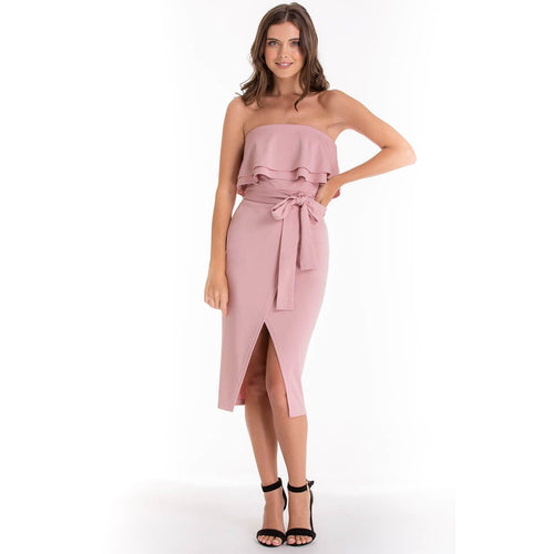 Kinsley Dress - Blush
