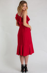 Kristy Dress - Red