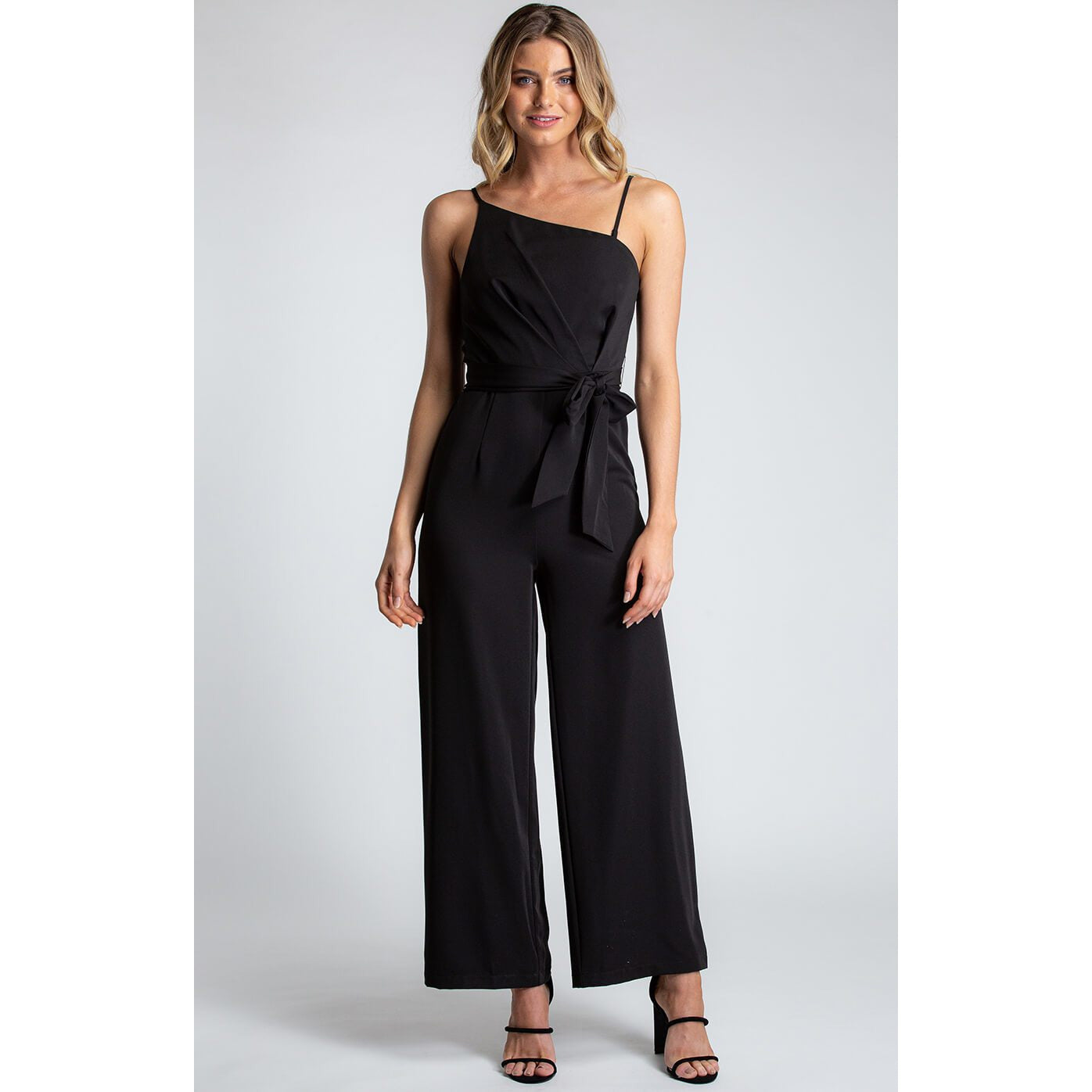 Betty Jumpsuit - Black