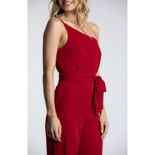 Betty Jumpsuit - Red