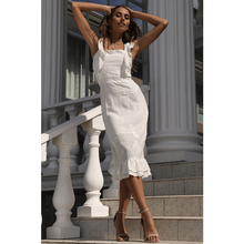 GOLDEN GIRL DRESS WHITE GOLD