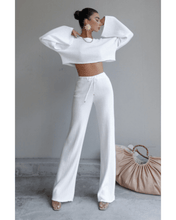 Weaver Lounge Pants - Off White