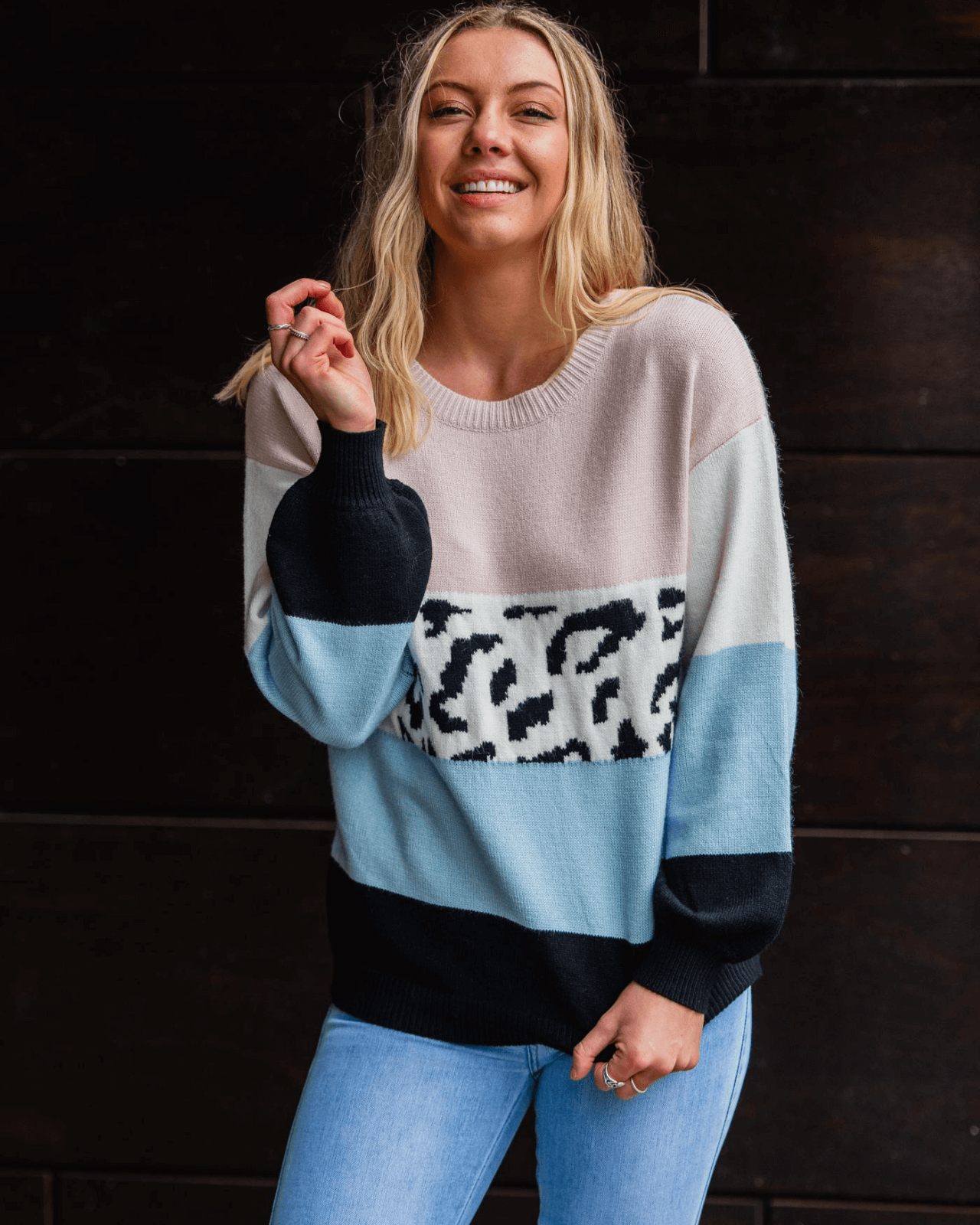 Felicity Knit Sweater
