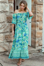 Willow Off The Shoulder Maxi Dress
