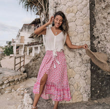 Desert Summer Boho Skirt