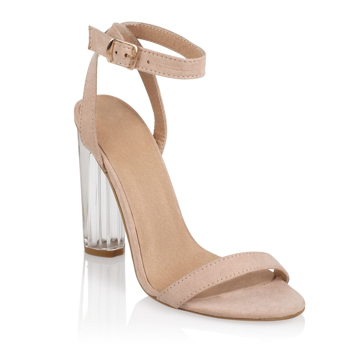 17e0fbe51cf4 BILLINI FIFI NUDE AND CLEAR BLOCK HEELS – Love and Amor Boutique