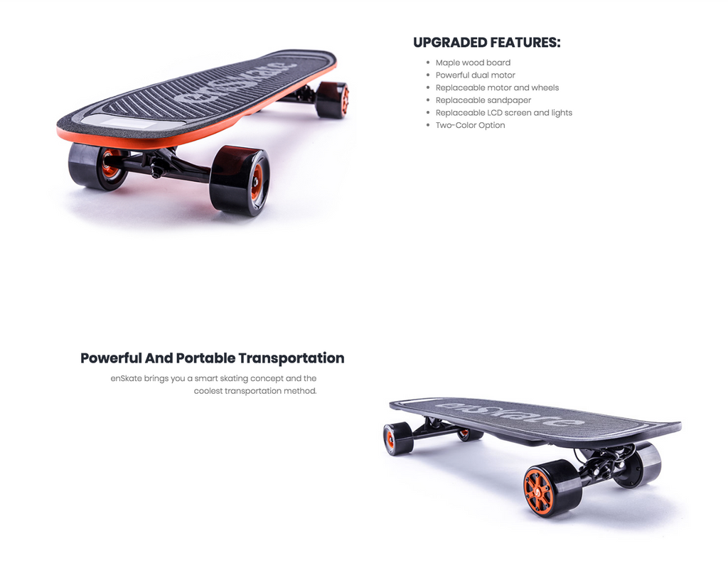 Premium Electric Skateboard