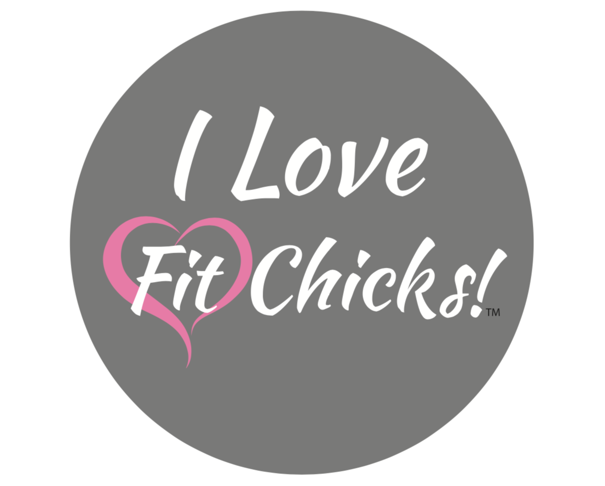 Fit Chicks! Love DECAL (for women's brain health)