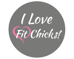 5. Fit Chicks! Love Decal