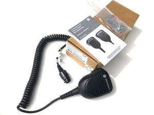 Motorola Compact Microphone RMN5052A MOTOTRBO mobile XPR5350 XPR4350 XPR4500 XPR4550 XPR5550 Radio Brand New