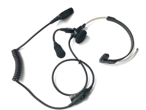 Motorola Headset RMN4018B for HT750, HT1250, HT1250, GP140, GP320, GP340, GP360, GP380 etc. Brand New