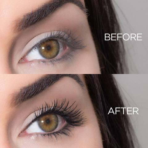 6d1edc0dcae EASY: These false lashes can be put on with one hand - no special skills or  makeup artist needed.