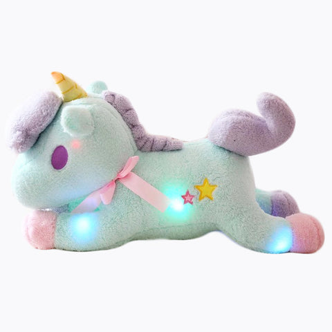 Image of Luminous Unicorn Plushie Normal/Pest
