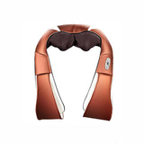 Neck Shoulder Massager brown