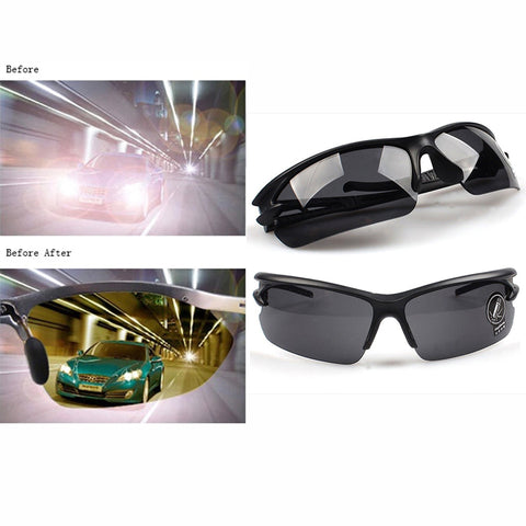 Image of Night Driving Glasses black