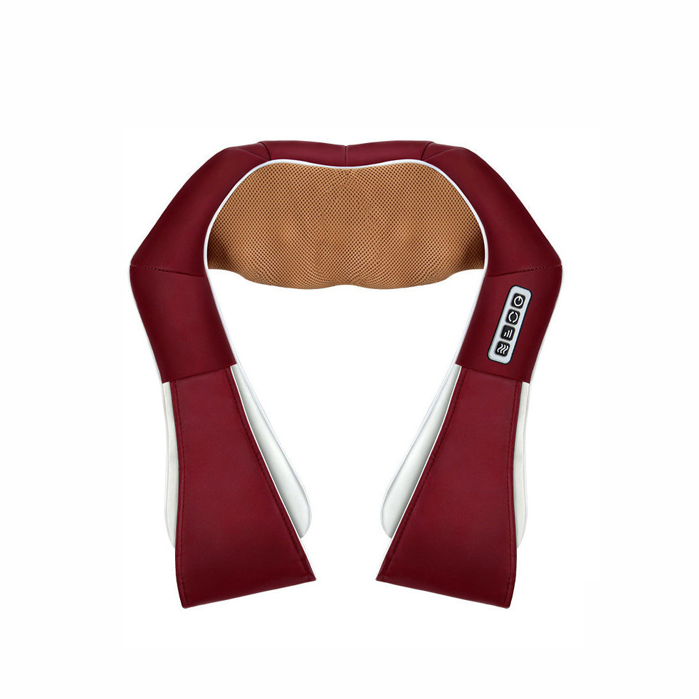 Neck Shoulder Massager red