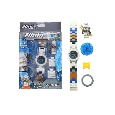 Kids Lego Watch 3 pcs with packing 11