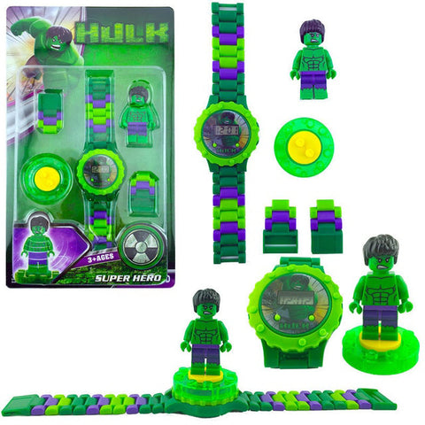 Kids Lego Watch 3 pcs with packing 15