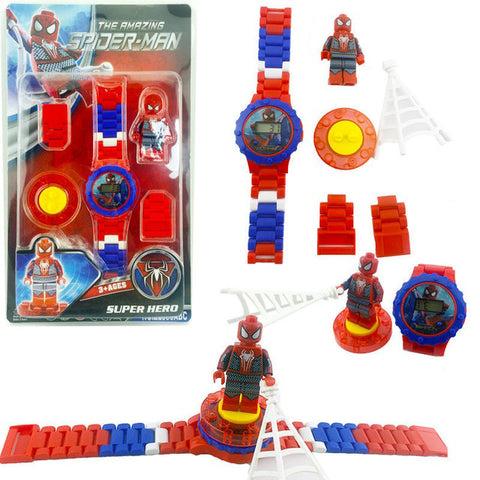 Kids Lego Watch 3 pcs with packing 17