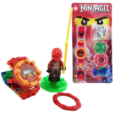Kids Lego Watch 3 pcs with packing 2