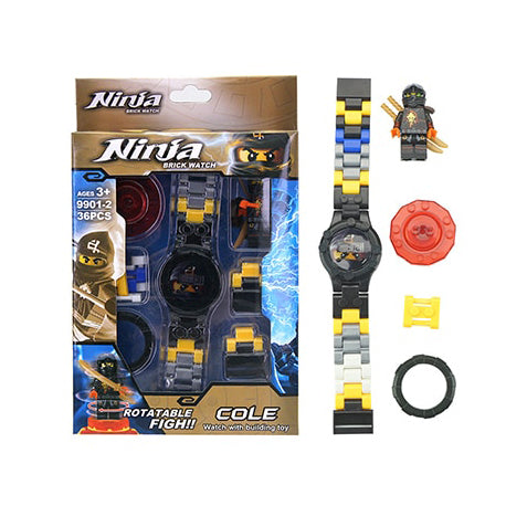 Kids Lego Watch 3 pcs with packing 4