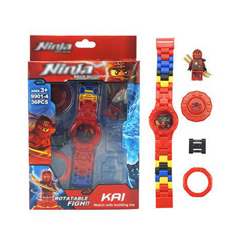 Kids Lego Watch 3 pcs with packing 5