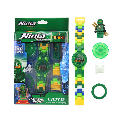 Kids Lego Watch 3 pcs with packing 7