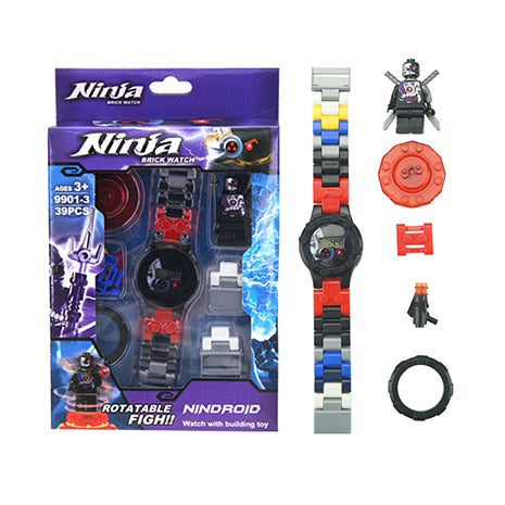 Kids Lego Watch 3 pcs with packing 9