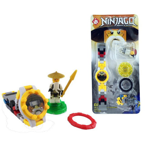 Kids Lego Watch 3 pcs with packing