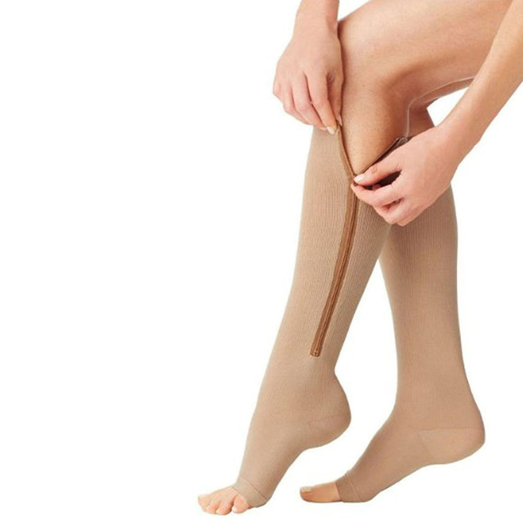 Open Toe Pain Relief Compression Socks