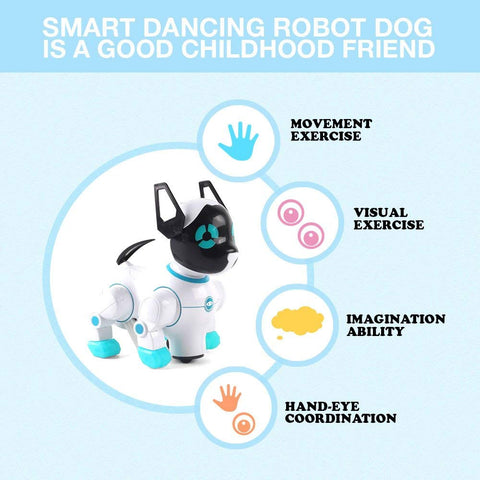 Robotic Toy Dog