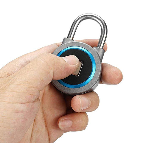 Image of Biometric Padlock