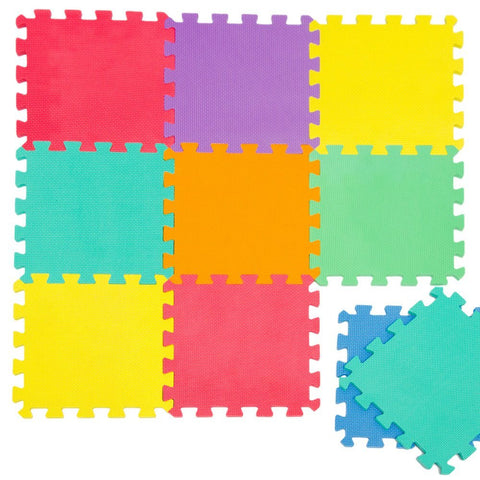 Interlocking Foam Mat 7colors-StyleA / 30x30x1cm 12pcs