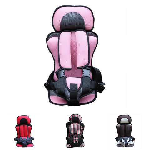 Image of Baby Car Seat Safety Belt