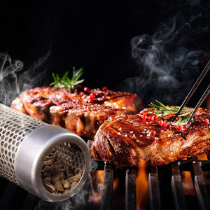 BBQ Smoking Tube
