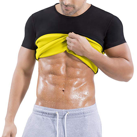 Mens Slimming Vest