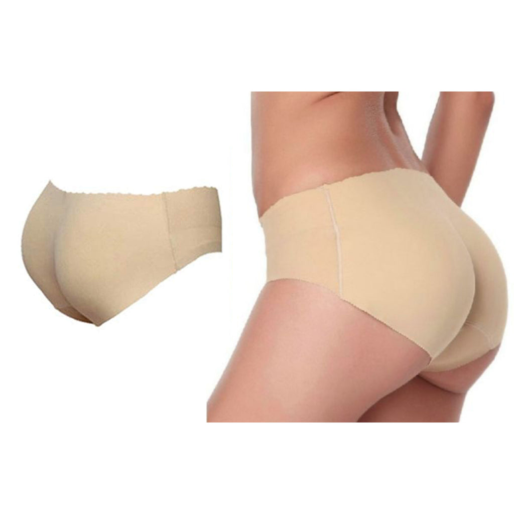 Padded Butt Shapewear Bisque / S
