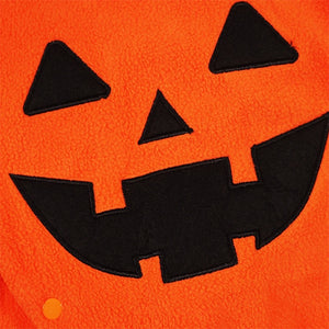 Cute Pumpkin Toddler Halloween Costume