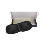 Ultra-soft Breathable Sleep Mask black