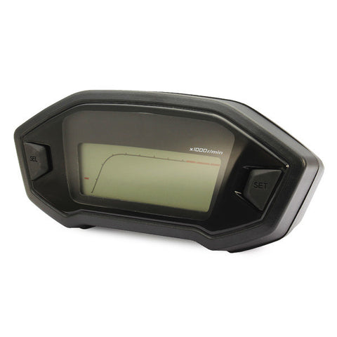 Image of Digital Motorcycle Speedometer